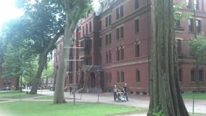 A Harvard Building