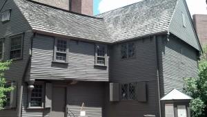 Paul Revere's Home